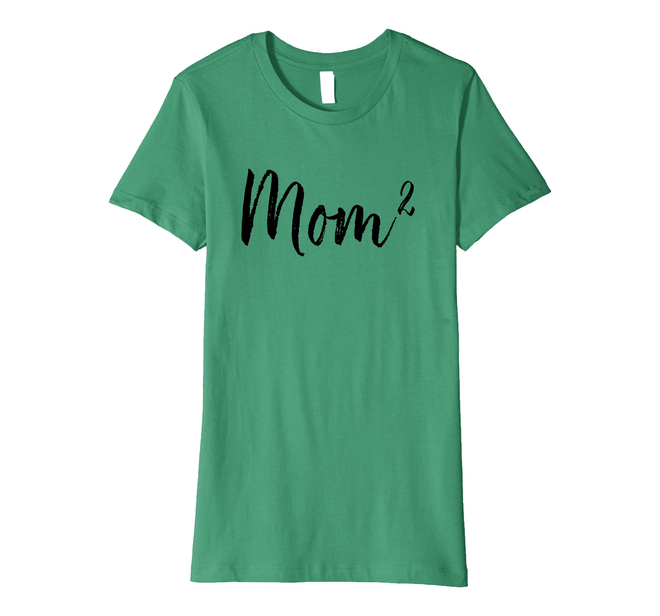 0b25cc7bac354 Amazon.com: Mom Squared Shirt, Mom of 2, Mama of 2, Mothers Day Gifts:  Clothing