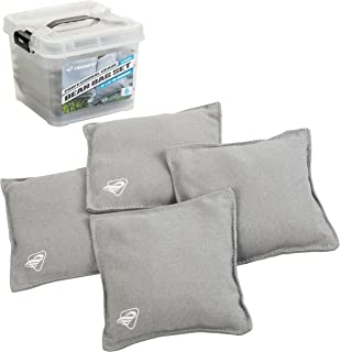 Triumph Canvas Cornhole Bags – 4 Bags Included, Size 6