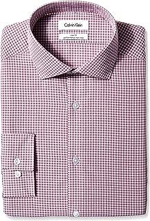 91963714be5a Amazon.com: Calvin Klein - Dress Shirts / Shirts: Clothing, Shoes ...