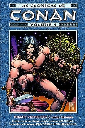 As Crônicas De Conan - Volume 4