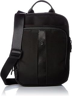 Victorinox 31174301 Bolso Vertical, Nylon, Color Negro