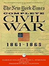The New York Times: Complete Civil War, 1861-1865 (Book & CD)