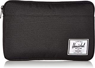 Herschel Unisex-Adult's Anchor Sleeve for 12 inch MacBook, black, One Size