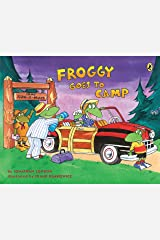Froggy Goes to Camp Kindle Edition