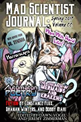 Mad Scientist Journal: Spring 2017 (English Edition) eBook Kindle
