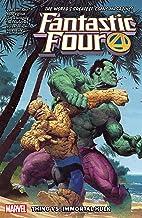 Fantastic Four Vol. 4: Thing vs. Immortal Hulk (Fantastic Four (2018-))