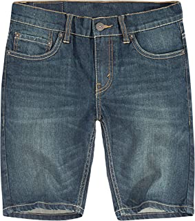Levi's Boys' Big 502 Regular Fit Shorts