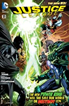 Justice League (2011-) #31 (Justice League (2011-) Graphic Novel)