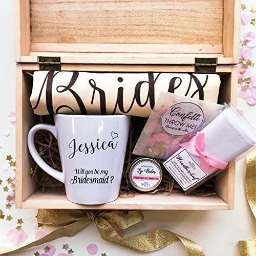 Bridesmaid Gift Box Amazon Co Uk