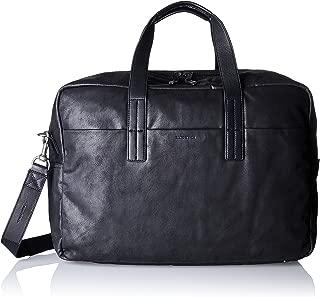 Marc O'Polo Eightyone, Men's Bag, Schwarz (Black), 18x48x52 cm (B x H T)