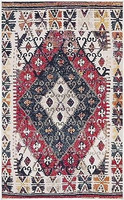 Safavieh Teppich MTK711 Pelote de Laine Jaune 160 x 230 cm