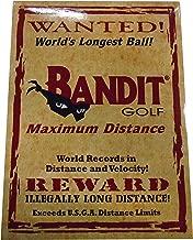 Bandit Non Conforming Illegal Maximum Distance Golf Balls 1 Dozen 12 Count Box