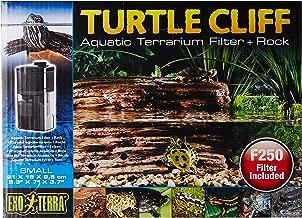 Exo Terra Turtle Cliff Aquatic Terrarium Filter/Rock