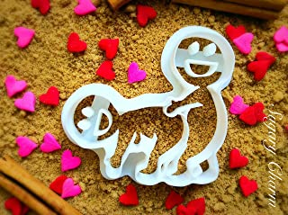 naughty gingerbread cookie cutters