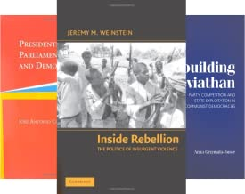Cambridge Studies in Comparative Politics (51-100) (50 Book Series)