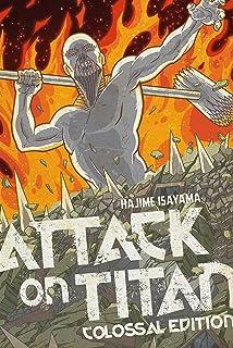 Attack On Titan: Colossal Edition 5