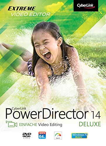PowerDirector 14 Deluxe [Download]