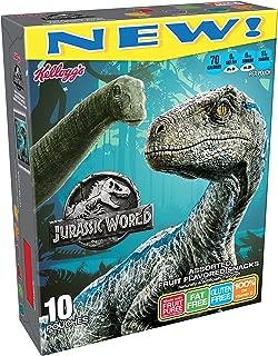 Jurassic World Ii, Fruit Flavored Snacks, 8 Oz, 10 Ct
