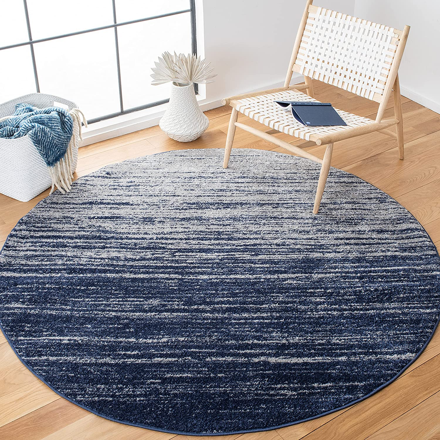 Year-end annual account Safavieh Adirondack Collection ADR113N Louisville-Jefferson County Mall Modern Ombre Non-Shedding
