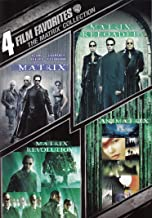 The Matrix Collection: (The Matrix, Matrix Reloaded, The Matrix Revolutions, Animatrix)