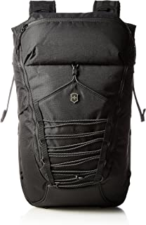 Victorinox 602638 Altmont Active Deluxe Rolltop Laptop Backpack, Black, 20 L Capacity