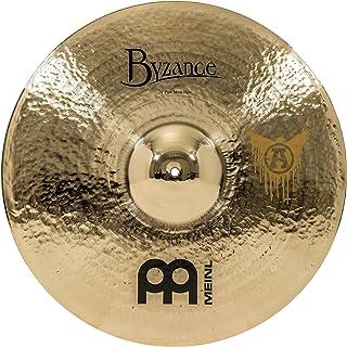 Meinl Cymbals Byzance B24PMR-B Brilliant Pure Metal Ride, Chris Adler Signature, fabricado en Turquía