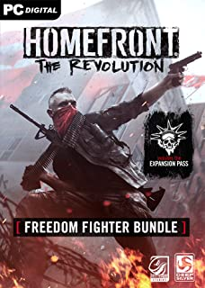 The Homefront: The Revolution - Freedom Fighter Bundle [Online Game Code]