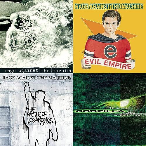 wie man kauft größte Auswahl an klare Textur Best of Rage Against the Machine by Rage Against The Machine ...