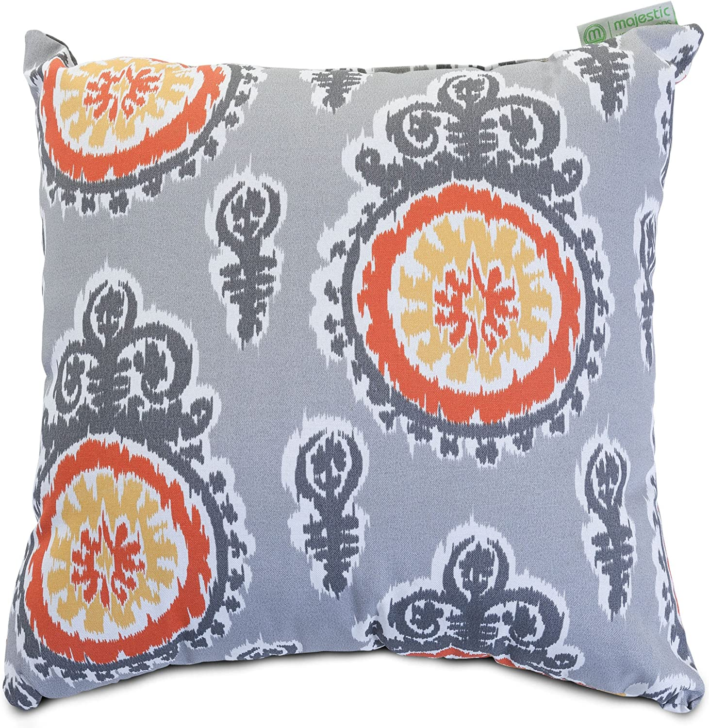 Majestic Home Goods Citrus Michelle Large Pillow