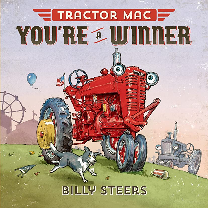 口ひげ意識四回Tractor Mac You're a Winner (English Edition)