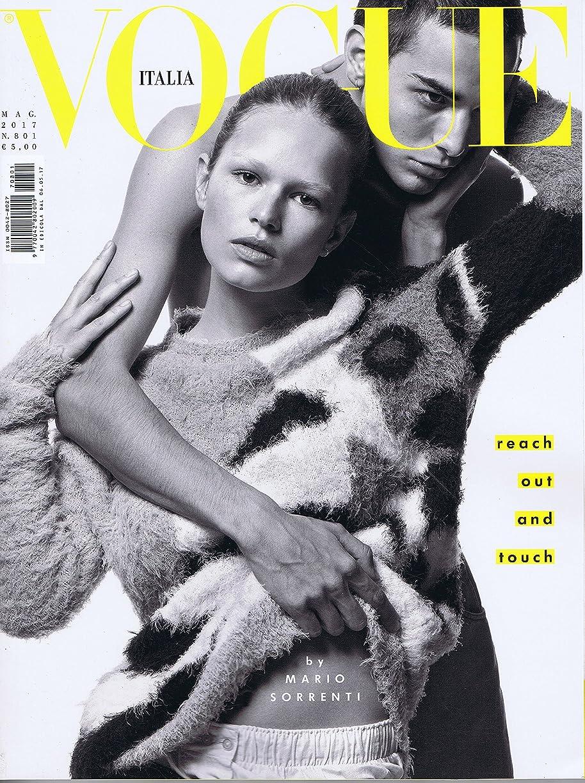 パール出発孤児Vogue [IT] May 2017 (単号)