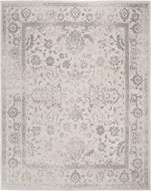 Safavieh Adirondack Collection ADR109C Oriental Distressed Non-Shedding Stain Resistant Living Room Bedroom Area Rug, 8'