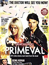Andrew Lee-Potts and Hannah Spearritt (Primeval), Being Human, Doctor Who - February, 2011 SFX [U.K.] Magazine Issue #204