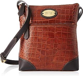 Hidesign Women's Sling Bag (CRO MEL RAN TAN BROWN)