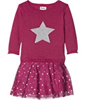 Hatley Kids - Polaris Drop Waist Dress (Toddler/Little Kids/Big Kids)