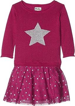 Hatley Kids - Polaris Drop Waist Dress (Toddler/Little Kids/Big Kids)