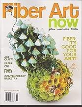 Fiber Art Now Magazine Spring 2016