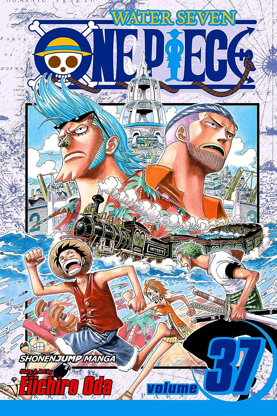 付属品トレイル憂慮すべきOne Piece, Vol. 37: Tom (One Piece Graphic Novel) (English Edition)