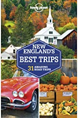 Lonely Planet New England's Best Trips (Travel Guide) Kindle Edition
