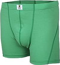 Janus Summerwool 100% Merino Wool Men's Boxer Shorts Machine Washable Made in Norway