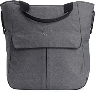 Bugaboo Mammoth Bag – Grey Mélange – Large Insulated Storage Bag for Your Bugaboo Stroller – Compatible with Bugaboo Fox, Cameleon3 or Buffalo Strollers