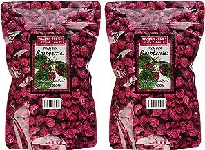 Trader Joe's Freeze Dried Raspberries (2 Pack)