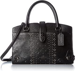 Womens Bandana Rivets Mercer 24 DK/Black Handbag