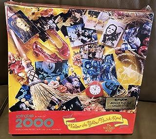 Springbok Wizard of Oz Follow the Yellow Brick Road Jigsaw Puzzle ( 2000-Piece ) by Springbok