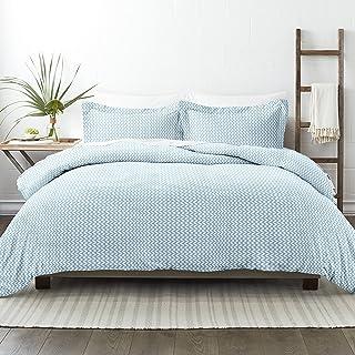 Simply Soft Duvet Cover Set, Light Blue, Twin