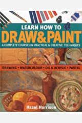 Learn How to Draw and Paint Paperback