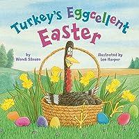 Turkey's Eggcellent Easter Hardcover