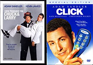 Click , I Now Pronounce You Chuck & Larry : Adam Sandler 2 Pack