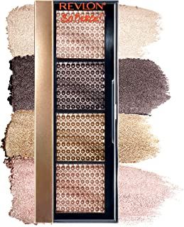 REVLON So Fierce! Prismatic Eyeshadow Palette, Creamy Pigmented Eye Makeup in Blendable Matte & Pearl Finishes, 961 That's...