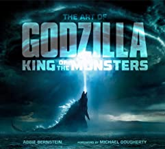 The Art Of Godzilla. King Of The Monsters